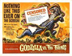Godzilla vs the Thing (1976)