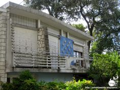 Royan - Villa mitoyenne  Architecte: R. Barre  Construction: 1957