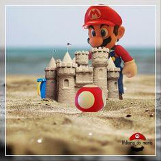 #mario #mariobros #game #gamer #games #videogame #marioworld #nintendo #bandai #fun #diversão #entretenimento #entertainment #kids #man #woman #bandainamco #figuarts #actionfigure #playstation #xbox #retro #beach #fun #praia #weekend