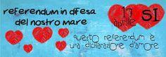 Referendum sulle trivelle, la mobilitazione della Sicilia sul web