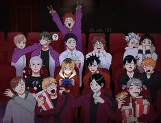 Haikyuu Manga, Manga Anime, Bts Anime, Haikyuu Karasuno, Haikyuu Funny, Haikyuu Fanart, Anime Cosplay, Anime Art, Kagehina