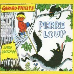 Pierre et le Loup raconté par Gérard Philippe