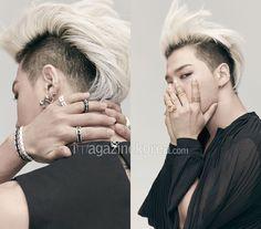 2014.02, Esquire, Big Bang, Taeyang