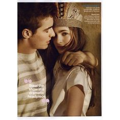 Teen Vogue Editorial Point Blank, May 2011 Shot #5 ❤ liked on Polyvore