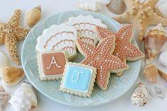 beach cookies~