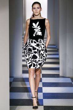 Oscar De La Renta Autumn/Winter 2017 Ready to Wear Collection | British Vogue