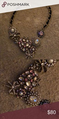 Betsy Johnson necklace Short Betsey Johnson necklace Betsey Johnson Jewelry Necklaces