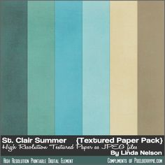 Free Digital Scrapbook Papers Summer | Another high resolution, hi-res, high quality, Photoshop file for you ...