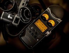 Sony PCM-D1, the finest portable field recording devices ever created.