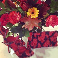 lkbennettlondon The beauty of florals. #LKBennett #Floral #Flowers #VintageCollection