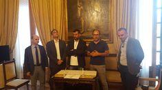 Lama Balice: siglato l'accordo con Università e Soprintendenza per lo studio e conservazione delle orme di dinosauro presenti nel parco