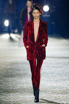 Fall Fashion Our Complete Guide to the Top 10 Trends of the Season Fall Fashion 2016, Runway Fashion, High Fashion, Fashion Show, Autumn Fashion, Fashion Outfits, Haider Ackermann, Fashion Colours, Paris