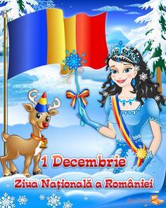 1 Decembrie, ziua naţională a României. Romania, Maya, Diy And Crafts, Christmas Crafts, Life Quotes, Winter, Kids, Quotes About Life, Winter Time