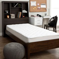Sealy Posturepedic 300 TC Dorm Ready Twin XL Egyptian Cotton Waterproof Pad - Overstock Shopping - Great Deals on Sealy Mattress Pads [Promotional Pin]