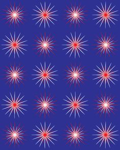 4th of July Printed Backdrops from Backdrop Express - starting at $76.45