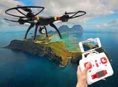Black Syma X8W Explorers Drone WiFi FPV RC Quadcopter 4CH Gyro 2MP Camera RTF >>> You can find out more details at the link of the image. Note: It's an affiliate link to Amazon