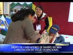 "DEPARTAMENTO DE NARIÑO, COLOMBIA (J., 15 Ago 2013) ||||||||||| ▶ ""Caficultores reciben capacitación en salud ocupacional ""- YouTube"