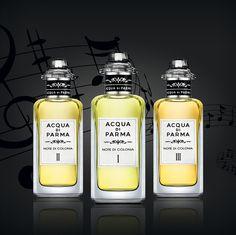 Note di Colonia III Acqua di Parma perfume - a new fragrance for women and men 2016