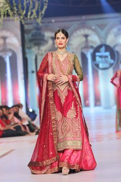 Zaheer Abbas Bridal Collection