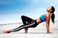 Karrueche Tran を起用した le coq sportif 2015 Spring/Summer Women's ルックブック