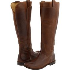 I have these riding boots and they are awesome! They go with so much stuff. Well worth the $$$!