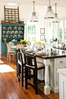 """Check out all the pics for this Nantucket """"Summer"""" Home...although I think I'd settle on living there year-round."""
