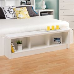 Prepac Furniture WUBD-0500-1 Calla Storage Bench