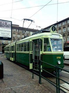Torino tram line 7