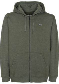 Vans Core-Basic - titus-shop.com  #ZipHoodie #MenClothing #titus #titusskateshop