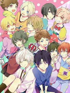 Aww babies!!!! Tsukiuta