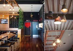 The Phoenix Bar by Matt Hammond, via Behance