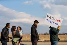 Trump Finally Condemns Kansas Killing, After Indian Americans Urge Members of the greater Kansas City community participate in a Peace March around the Ball Conference Center before heading inside for a Prayer Vigil held for the victims of the Austins Bar shooting on Feb. 26, in Olathe, Kansas. An estimated 1,000 people attended the rally for the victims. (Kyle http://siliconeer.com/current/trump-finally-condemns-kansas-killing-after-indian-americans-urge/