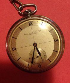 #IWC #relojdebolsillo