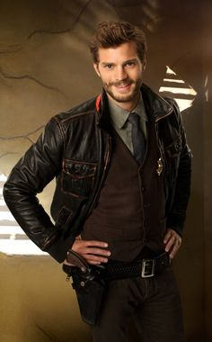 Graham Humbert (Shérif Graham) / Jamie Dornan [Page Wiki Once Upon A Time]