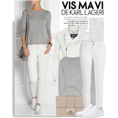 Choose casual by monmondefou on Polyvore featuring Banjo & Matilda, Armani Jeans, Paige Denim, Converse and Jimmy Choo