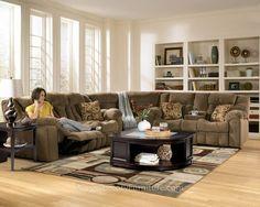 Reclining - Living Room