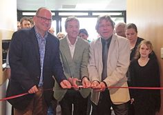 Pukekohe AFC open new club rooms - Not a day over schedule the wait is over as Pukekohe Association Football Club opened their new clubrooms last weekend.