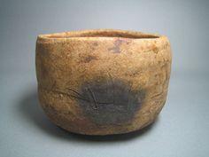 Ki-seto Chawan (yellow seto tea bowl) by Suzuki Goro
