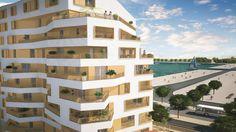 Présentation de la résidence 6nergy à BORDEAUX.  De spacieux appartements neufs du T2 au T5 à partir de 197 000€ situés à 2 pas des quais des chartrons et du centre commercial de Bordeaux-Lac avec une vue imprenable sur la marina. Projetez-vous dans votre futur appartement grâce aux visites virtuelles et aux plans 3D. HABITEO met à votre disposition toutes les informations nécessaires afin que votre achat se réalise dans les meilleures conditions.
