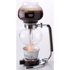 New!! HARIO Coffee Maker Siphon Syphon Moca 3 Cup MCA-3 from Japan Import
