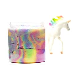 KBShimmer Unicorn Sugar Scrub - Citrus Scented