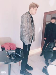 170125 Behind The Scene of Kim Jaejoong's Attendance at 2015 Golden Disc Awards
