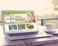 Garden of Life Launches New Web Site for Extraordinary Health Lifestyles Whole Foods Products, Garden Of Life Vitamins, Whole Food Recipes, Healthy Lifestyle, Product Launch, Website, Blog, Design