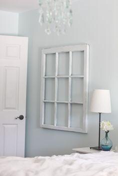 old window frame @Amelia Stone Hay