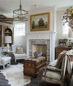 Tour This Gorgeous Southern Farmhouse Today Project By Bret Franks Construction As Seen On