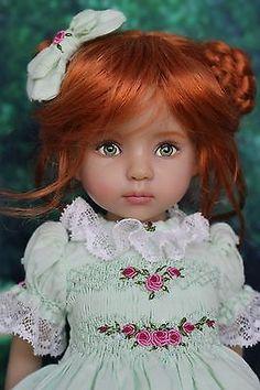 "Smocked Ensemble for Effner 13"" Little Darling Dolls by Petite Princess Designs | eBay"