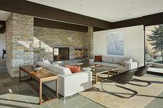 Contemporary Home in Sun Valley