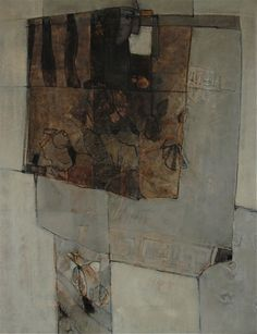 Catherine Severac   huile sur toile