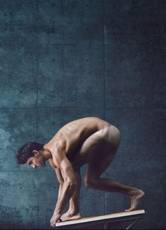 Michael Phelps, ESPN The Magazine, Body Issue — Can we just take a moment to talk about how gorgeous his physique is? Those lats. <3 And deltoids. And triceps. And tensor fascia latae. And flexor carpi ulnaris. All dem muscles. ;) But really, the human muscular system is a thing of beauty.