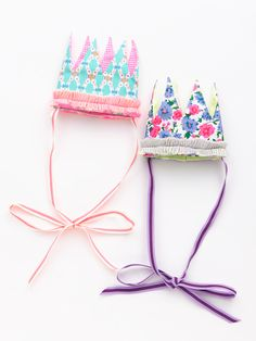 // diy kids crown